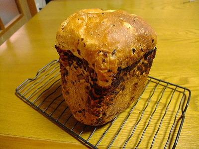 オニオンベーコン食パン!