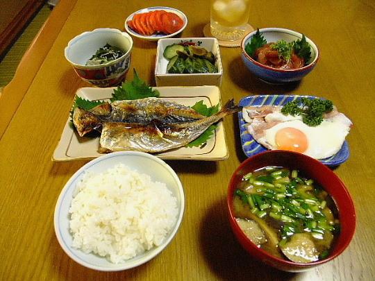 9/22朝食!