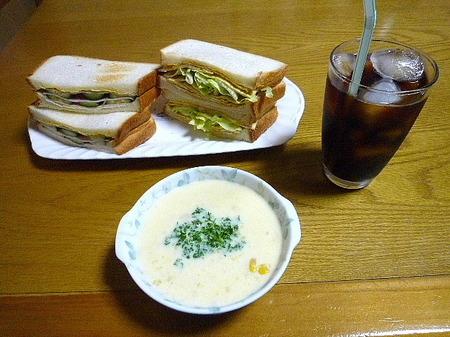 2/12朝食!