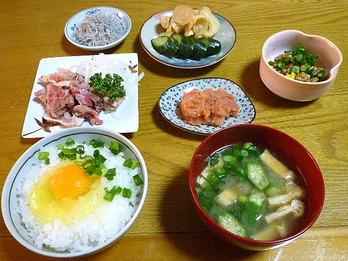 2/13朝食!