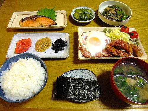 5/4朝食!