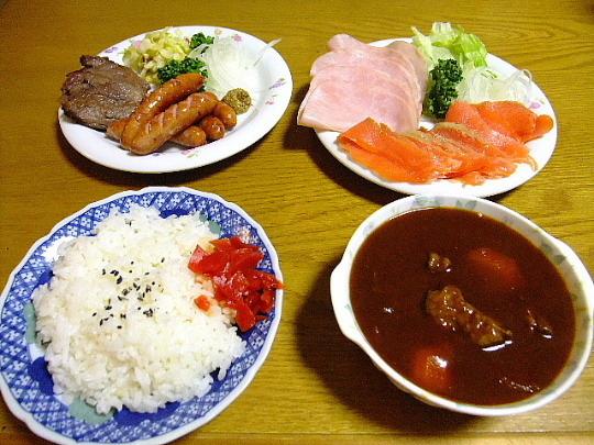 11/23食事!